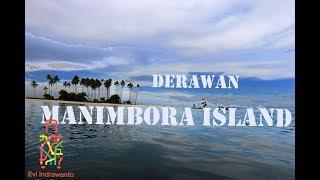 Manimbora Island - Derawan