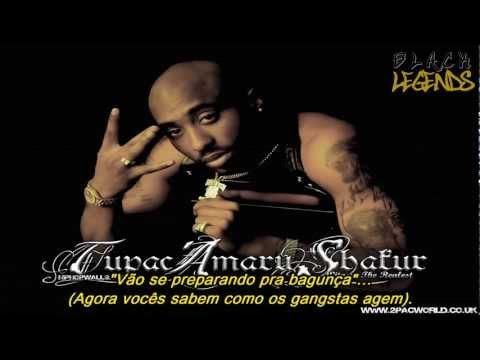 2Pac - Ambitionz Az A Ridah (Legendado)