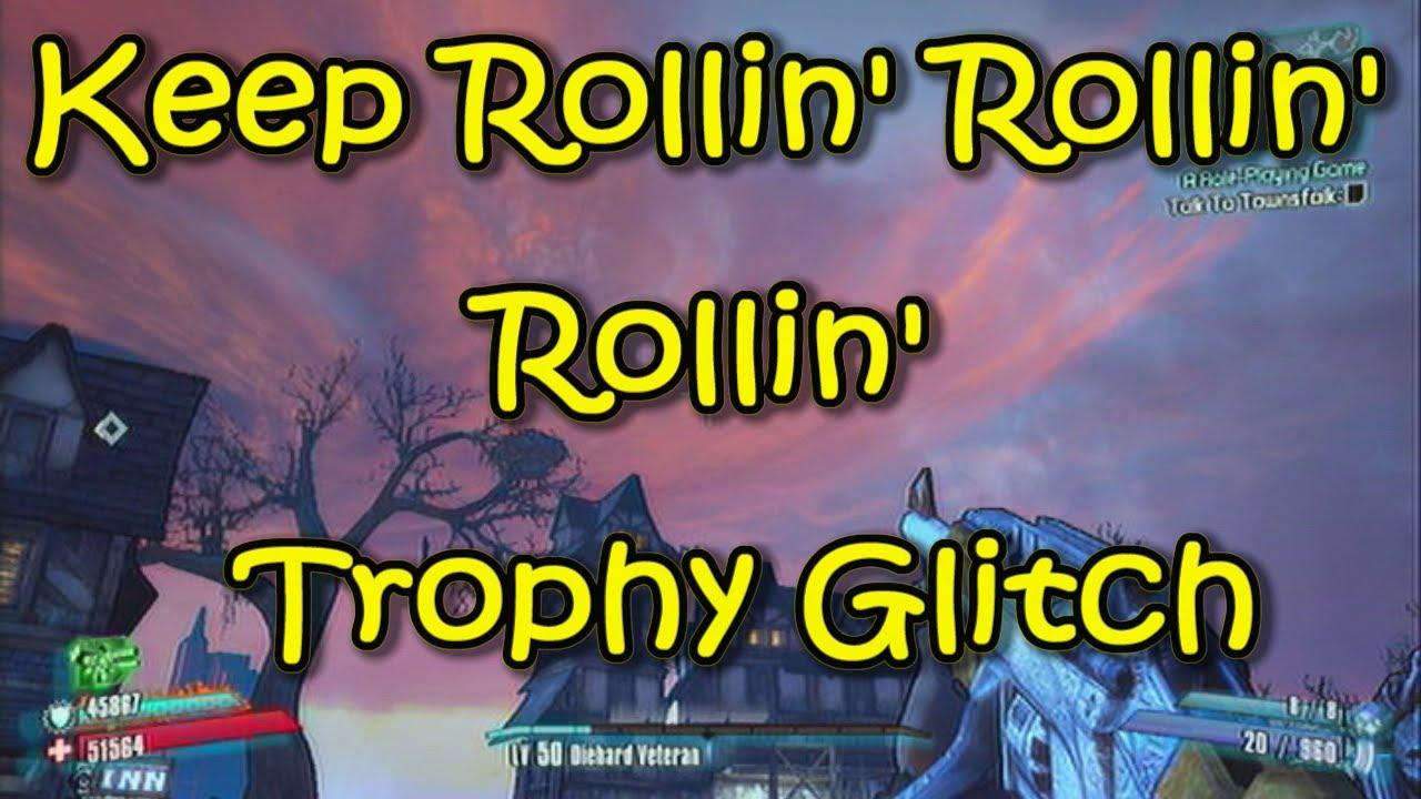Keep Rollin