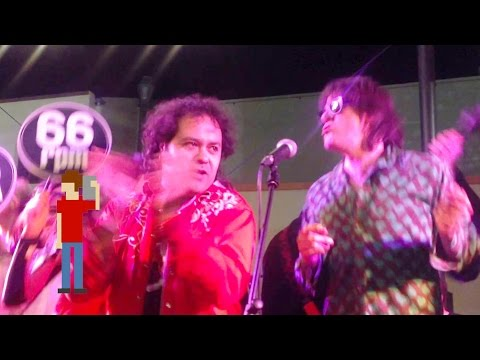 Quinto aniversario 66RPM en la Antiga Fàbrica Estrella Damm | scannerFM