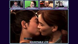 Roundtable Does #E32018 - Sony Conference