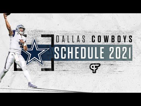 NFL leaked schedule: Dallas Cowboys