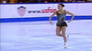 Michelle Kwan - 2001 U.S. Figure Skating Championships - Short Program