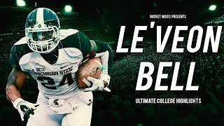 Le'Veon Bell - Career Michigan State Highlights