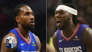 Kawhi can ease into games because the Clippers' bench is so good - Jalen Rose | Jalen & Jacoby