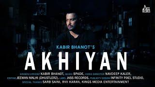 Akhiyan – Kabir Bhanot