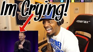 BILL BURR - Some People Need Lotion (REACTION!!!)