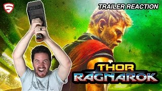 Thor: Ragnarok - Teaser Trailer Reaction
