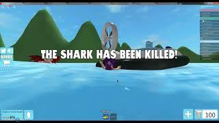shark bite mad