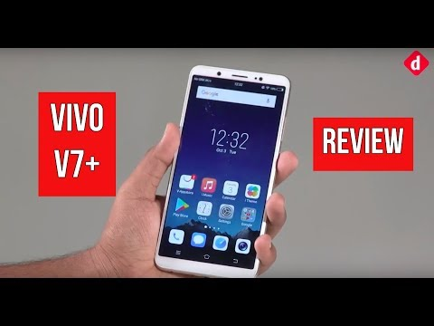 Vivo V7+ Review Pros Cons Specifications  Price