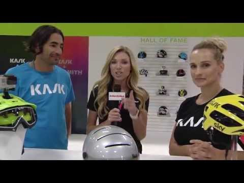 Kask Helmets Live! at Interbike 2015