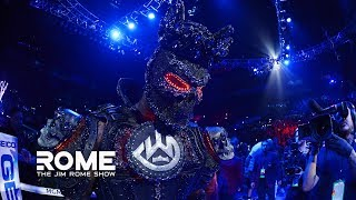 Deontay Wilder Blames Heavy Costume For Loss To Tyson Fury | The Jim Rome Show