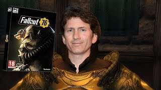 Telling Todd Howard You're Not Buying Fallout 76