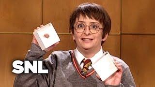 Harry Potter: Press Junket - Saturday Night Live