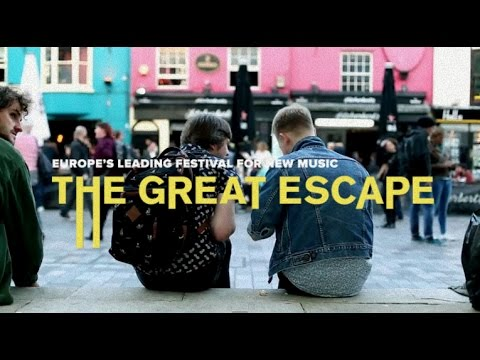 The Great Escape 2015 Festival Highlights by BrightonsFinest.com