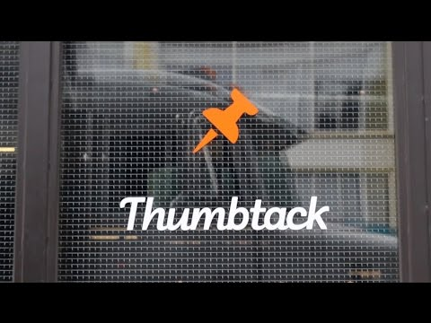 From Start @ a Startup to Thumbtack