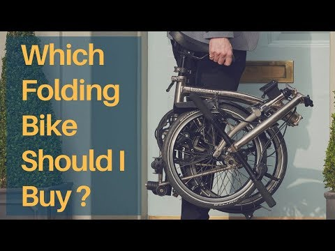 Which Folding Bike Should I Buy? Brompton | Airnimal | Raleigh