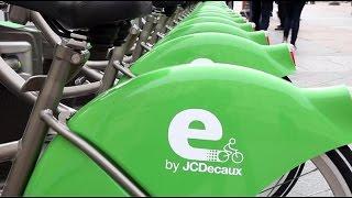 Les parisiens testent le futur Vélib électrique