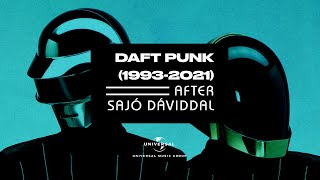 After Sajó Dáviddal: #9 Daft Punk (1993-2021)