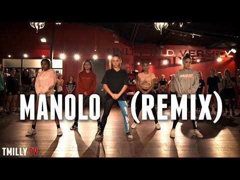 Manolo (Remix) Choreography by Willdabeast Adams - #TMillyTV