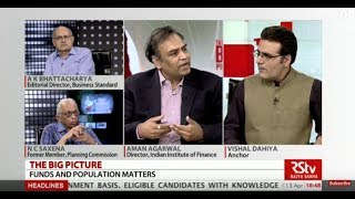The Big Picture: Funds and Population Matters