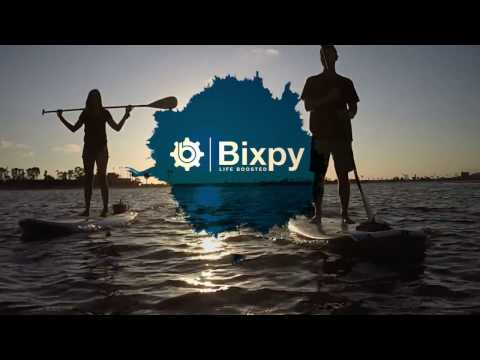 Bixpy Jet: Powerful. Portable. Modular Water Jet. The World's smallest water propulsion system for snorkeling, diving, paddling & kayaking adventures.