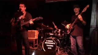 Someday After A While cover of Freddie King by Tony Santos Band
