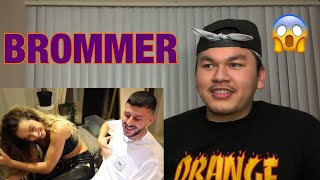 HE FINALLY GOT SOMMER!! Brawadis | DATING Sommer Ray for 24 Hours!! | Reaction