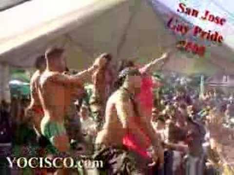 gay pride san jose