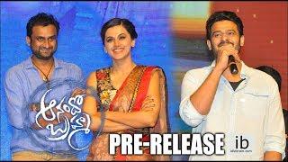 Anando Brahma Pre Release Function