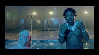 YFN Lucci - Wet (feat. Mulatto) [Remix] (Official Video)