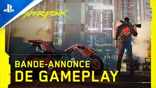 Cyberpunk 2077 :  bande-annonce VF