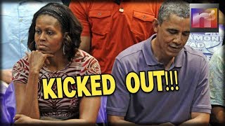 BREAKING!!! The Obama's Just Got KICKED OUT!!! SEE YA!!!