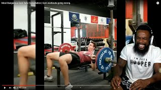 STRAIGHT CLOWNS! Most Dangerous Gym Fails Compilations | Gym Workouts Going Wrong!