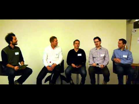 Panel discussion - Business around Joomla!