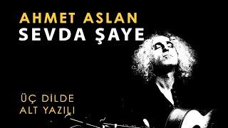 Ahmet Aslan - Ahmet Aslan - Sewda say [ Kara Sevda] 03.01.2017