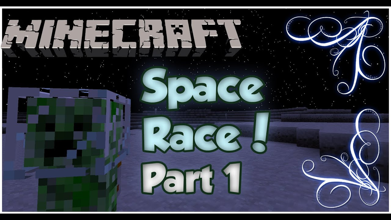 Minecraft space race ijevin