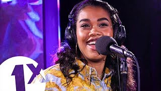 Amber Mark - What If in the 1Xtra Live Lounge