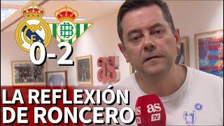 Roncero hace la última reflexión del curso y es muy dura: Zidane, Keylor, Bale... | Diario As