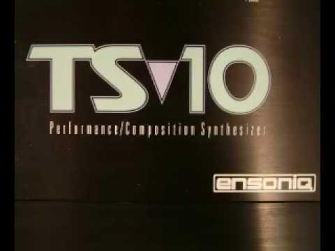 Ensoniq TS-10 Textures & Pads