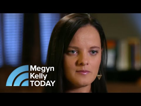 Woman Who Left The Amish Community Opens Up To Megyn Kelly   Megyn Kelly TODAY