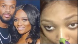 "Teairra mari's S-tape ""leaks""+Milan Christopher get jumped by her boyfriend"