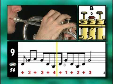 Progressive Beginner Trumpet Preview