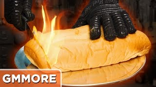 Hot Knife Sandwich Challenge