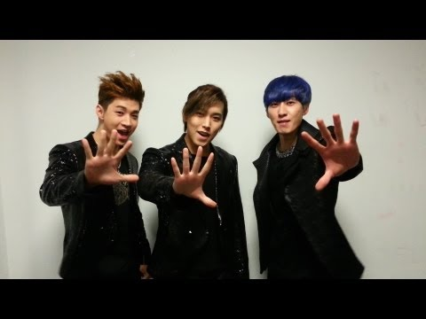 SUPER JUNIOR-M 슈퍼주니어-M Henry & Sungmin & Eunhyuk's Message