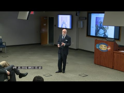 Vint Cerf - From ARPANET to the IANA Transition