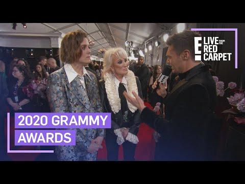 Brandi Carlile & Tanya Tucker Had an Awkward First Exchange | E! Red Carpet & Award Shows