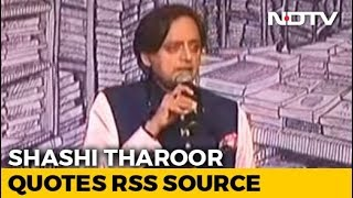 Shashi Tharoor calls PM Modi as scorpion..