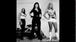 "PuzzleHead - ""Wheel Burn"""