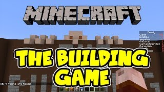 Minecraft - The Building Game - Super Heroes